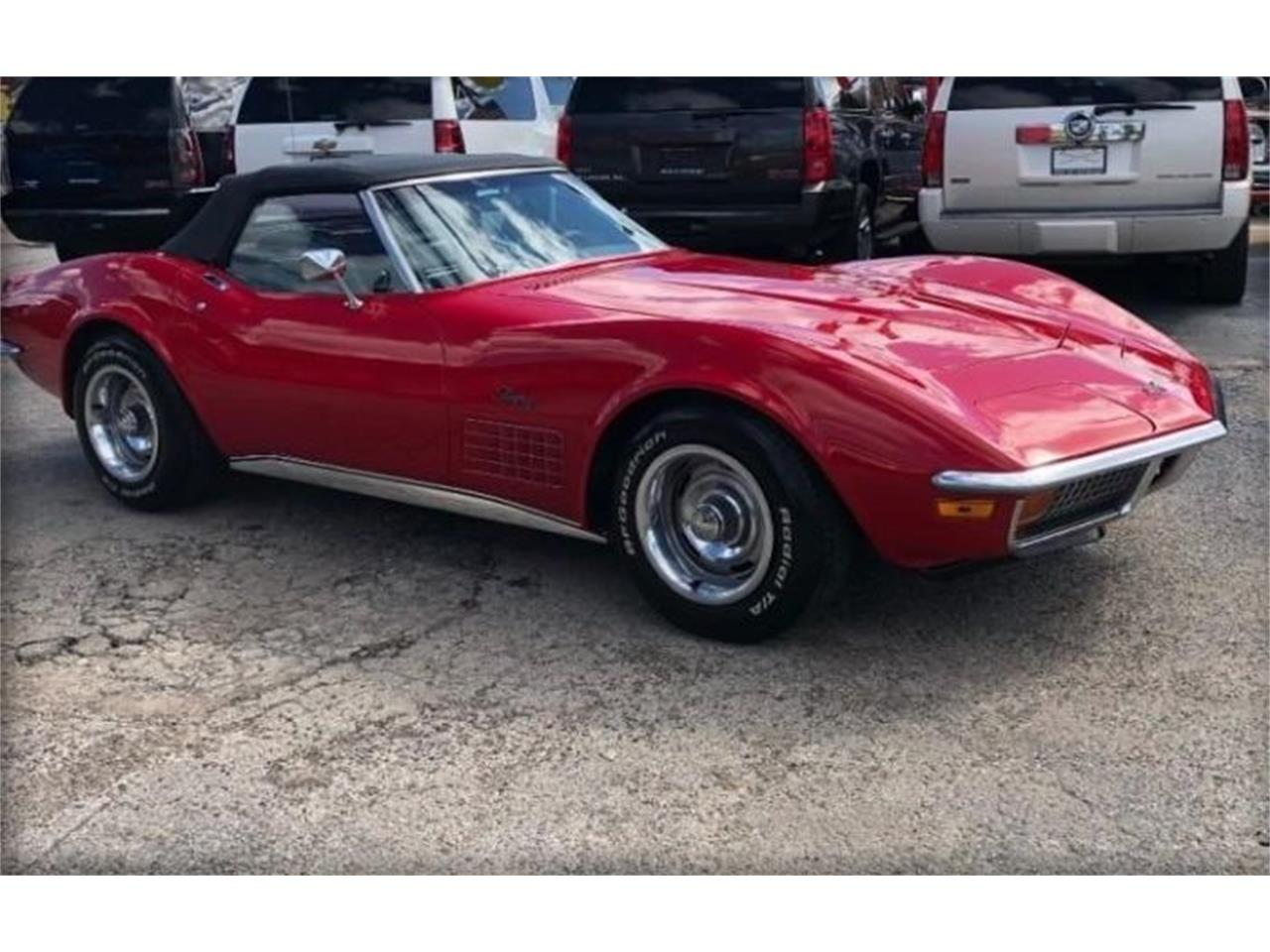 Large Picture of '72 Corvette located in Cadillac Michigan - $35,995.00 Offered by Classic Car Deals - Q58J