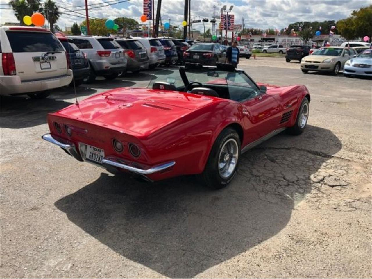 Large Picture of Classic '72 Corvette located in Cadillac Michigan Offered by Classic Car Deals - Q58J
