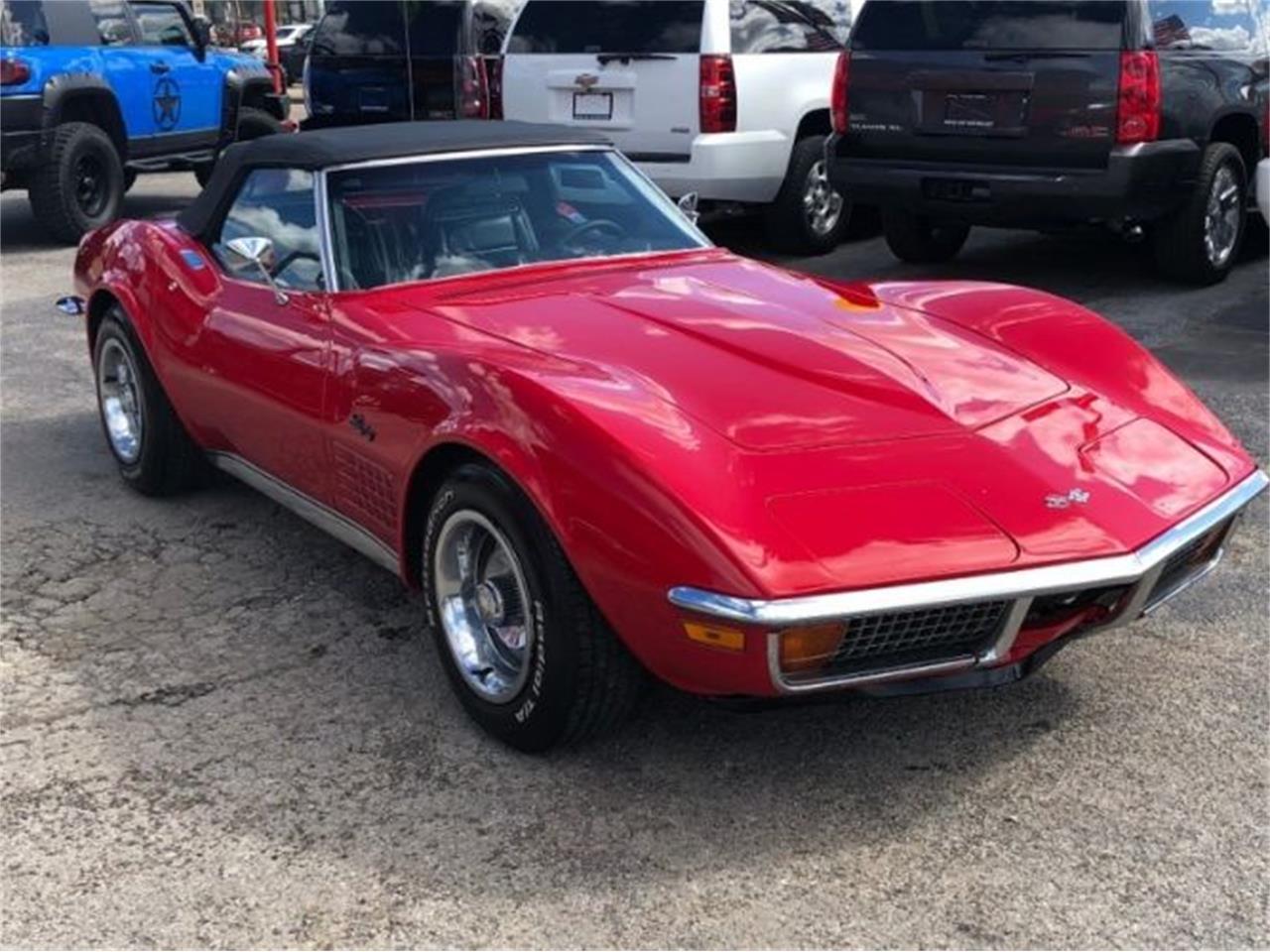 Large Picture of Classic 1972 Chevrolet Corvette - Q58J