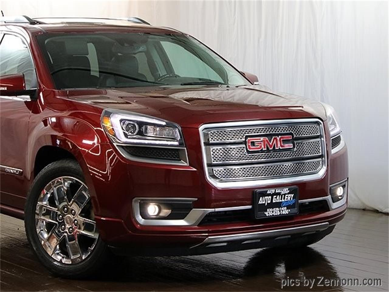 Large Picture of '15 Acadia - Q58O