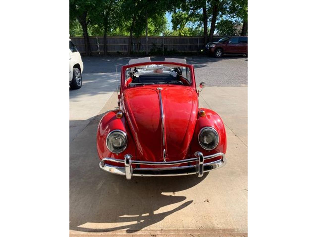 Large Picture of '65 Volkswagen Beetle located in Michigan Offered by Classic Car Deals - Q58P