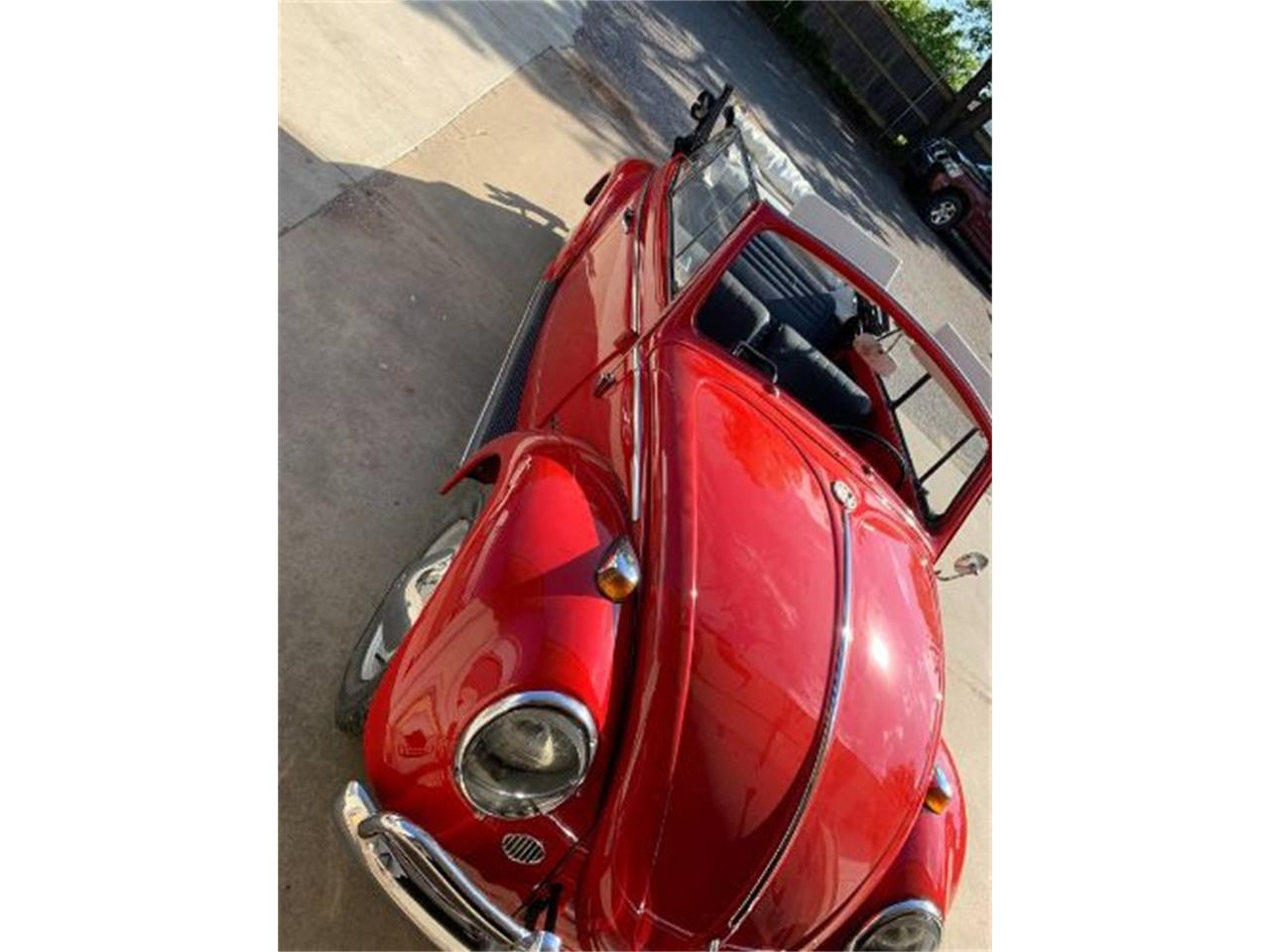 Large Picture of 1965 Volkswagen Beetle located in Michigan Offered by Classic Car Deals - Q58P