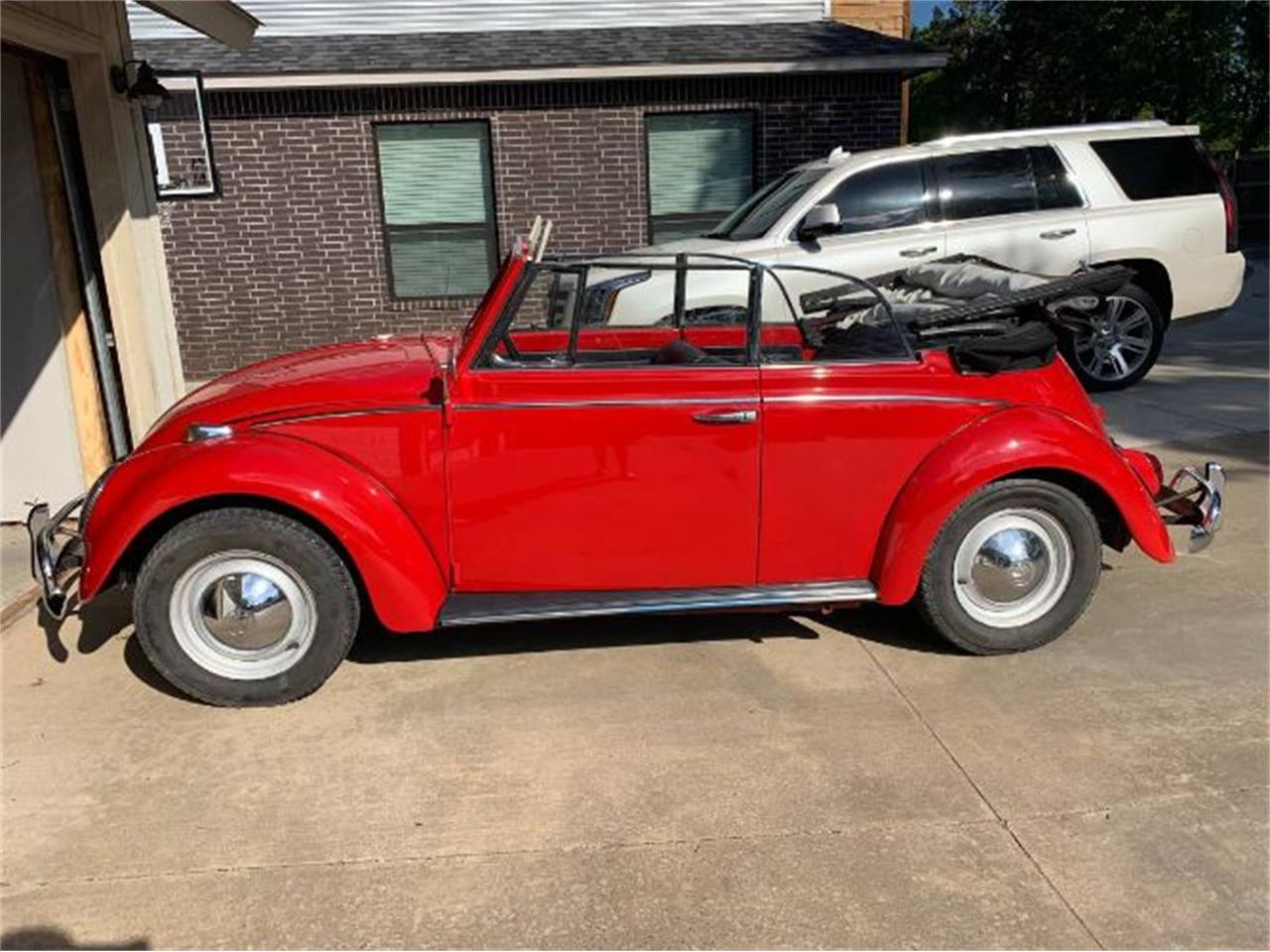 Large Picture of Classic '65 Volkswagen Beetle located in Michigan - $21,995.00 - Q58P