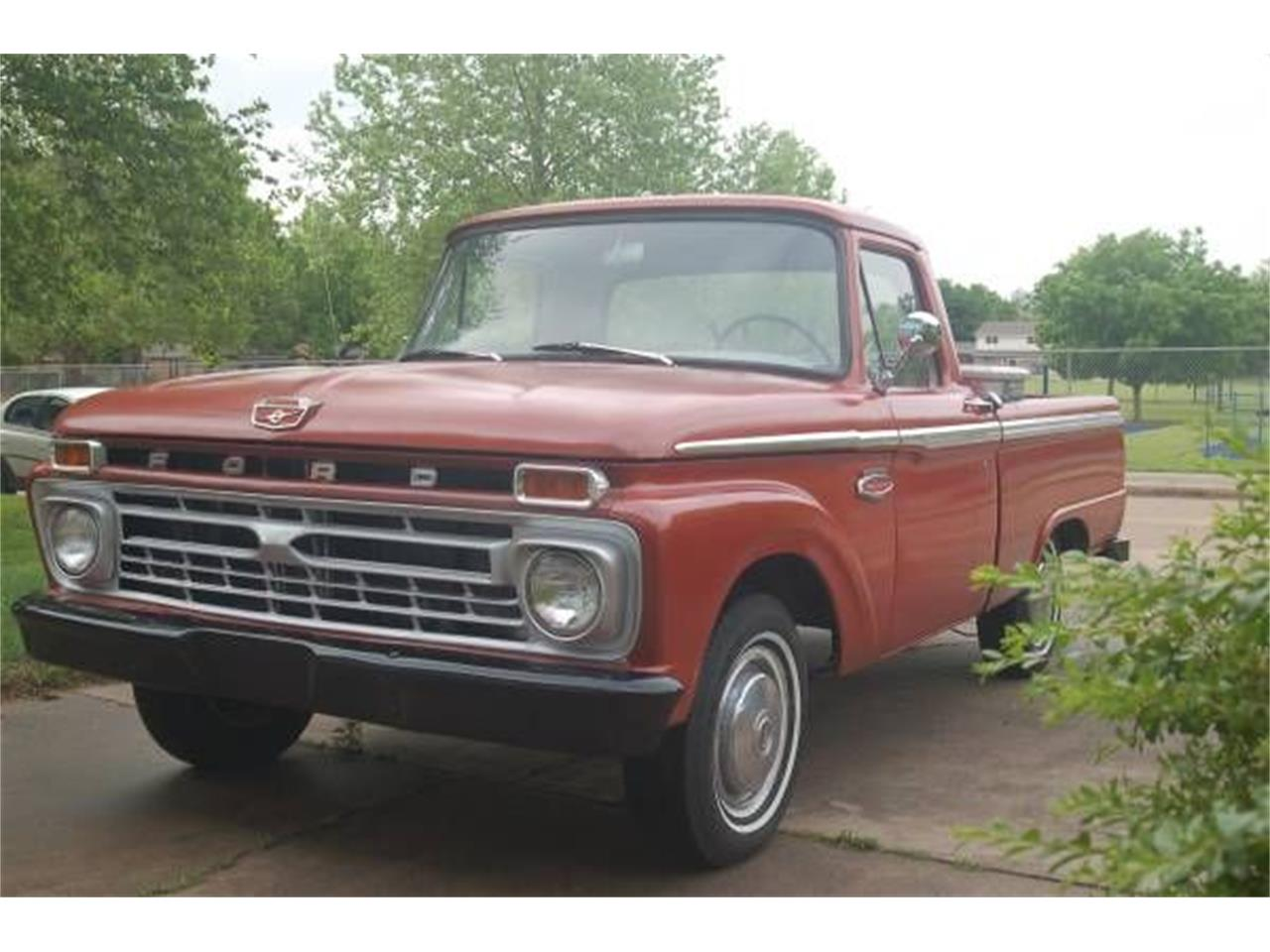 Large Picture of Classic 1965 Pickup located in Cadillac Michigan - $13,995.00 Offered by Classic Car Deals - Q58Q