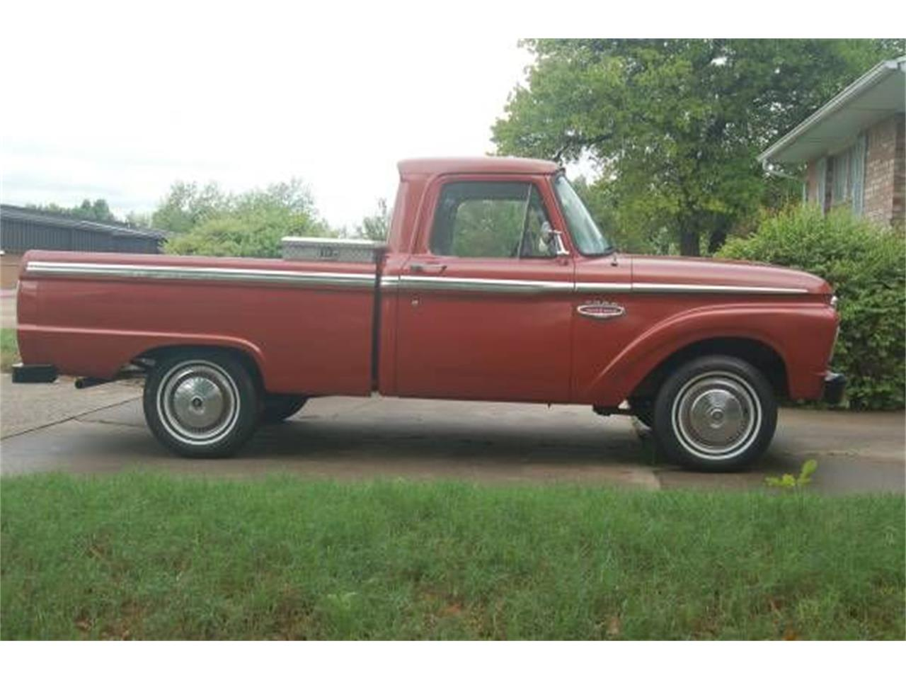 Large Picture of Classic 1965 Ford Pickup Offered by Classic Car Deals - Q58Q