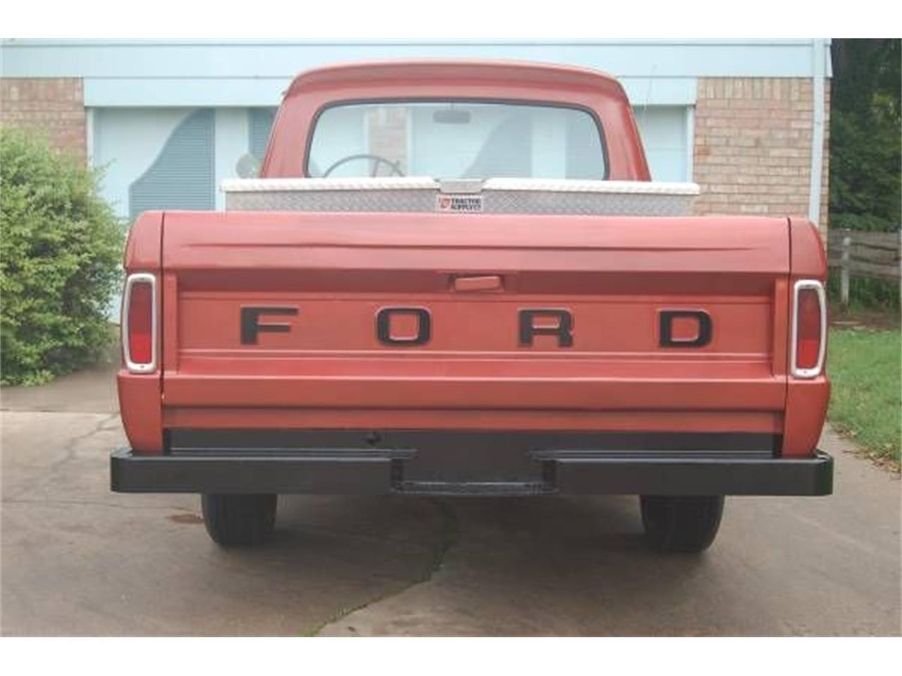 Large Picture of '65 Ford Pickup located in Michigan - $13,995.00 - Q58Q