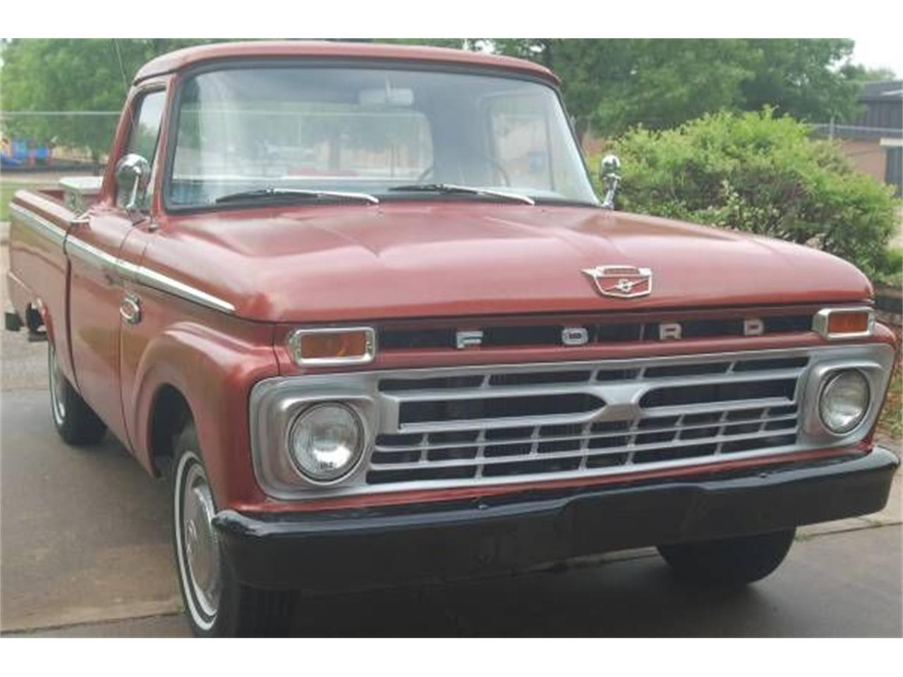 Large Picture of 1965 Pickup located in Cadillac Michigan - Q58Q