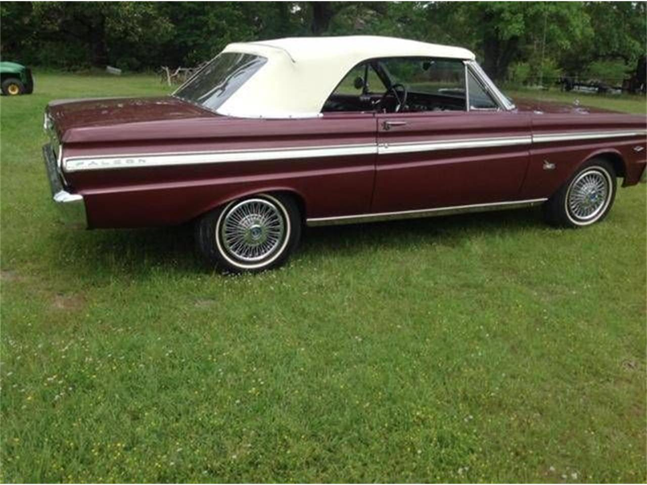Large Picture of '65 Falcon - Q58S