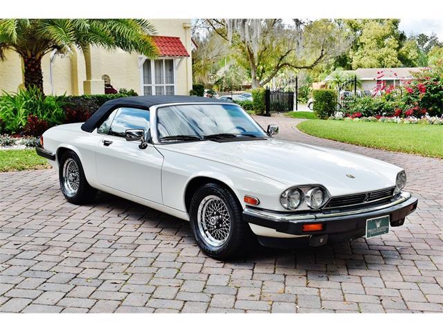 Picture Of 90 Xjs Q597 1990 Jaguar