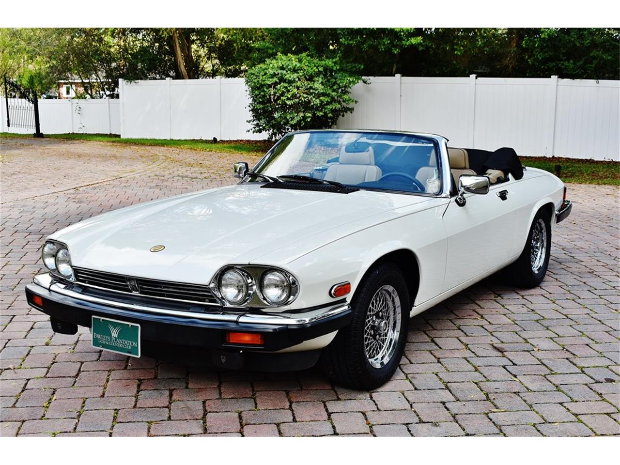 Large Picture of '90 XJS - Q597