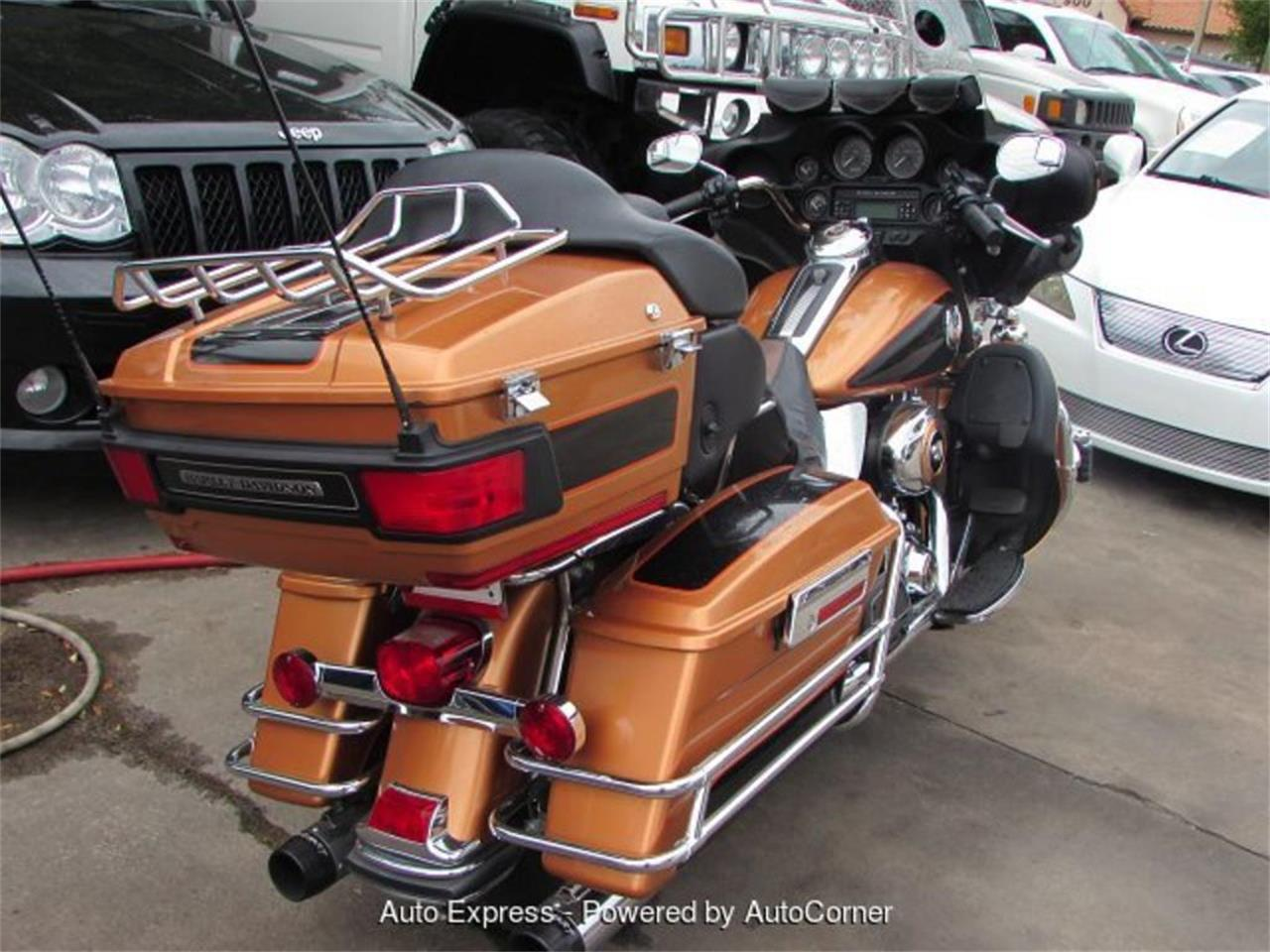 Large Picture of '08 Harley-Davidson Electra Glide located in Florida Auction Vehicle - Q598