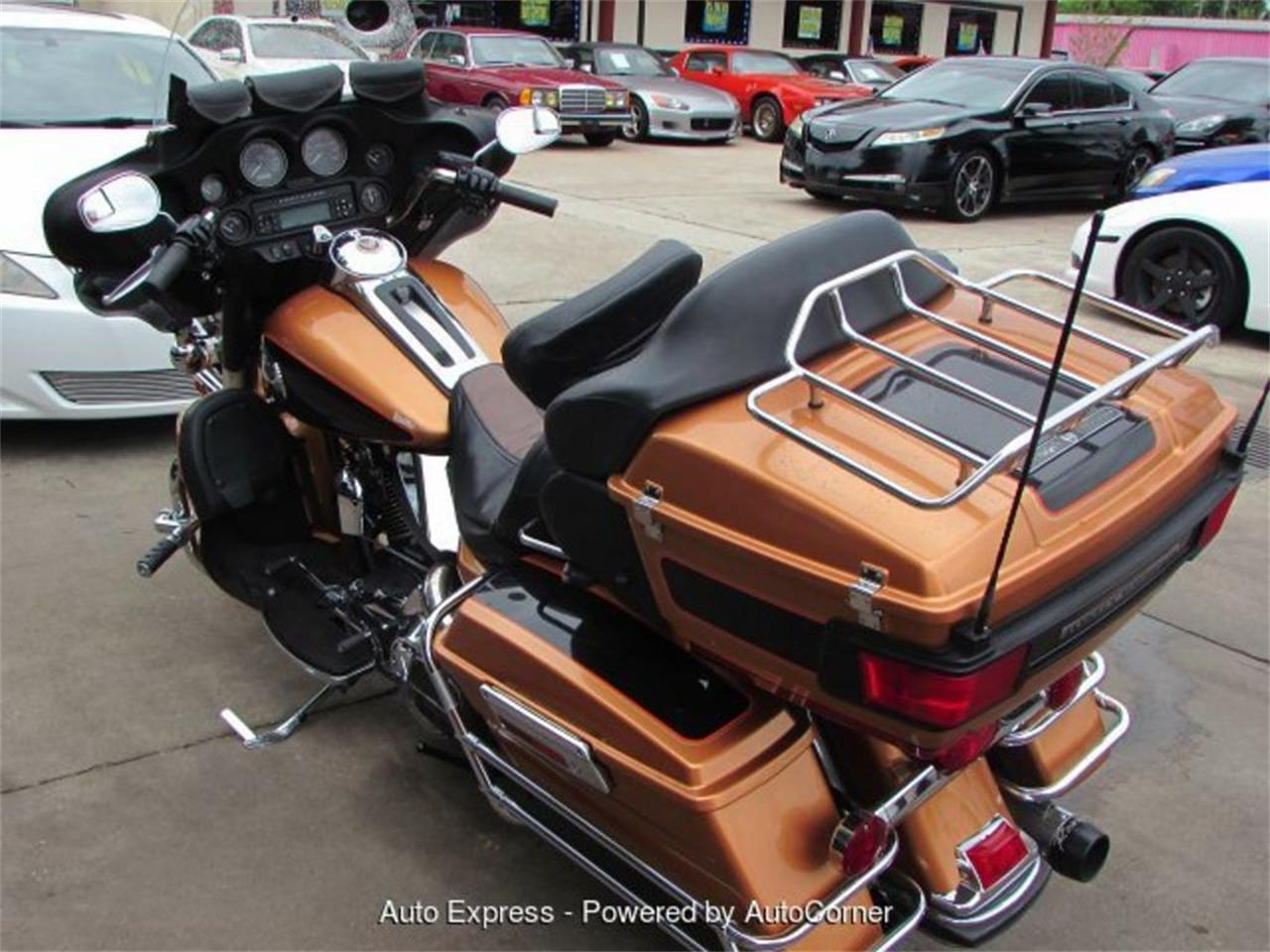 Large Picture of 2008 Harley-Davidson Electra Glide Auction Vehicle Offered by Auto Express - Q598