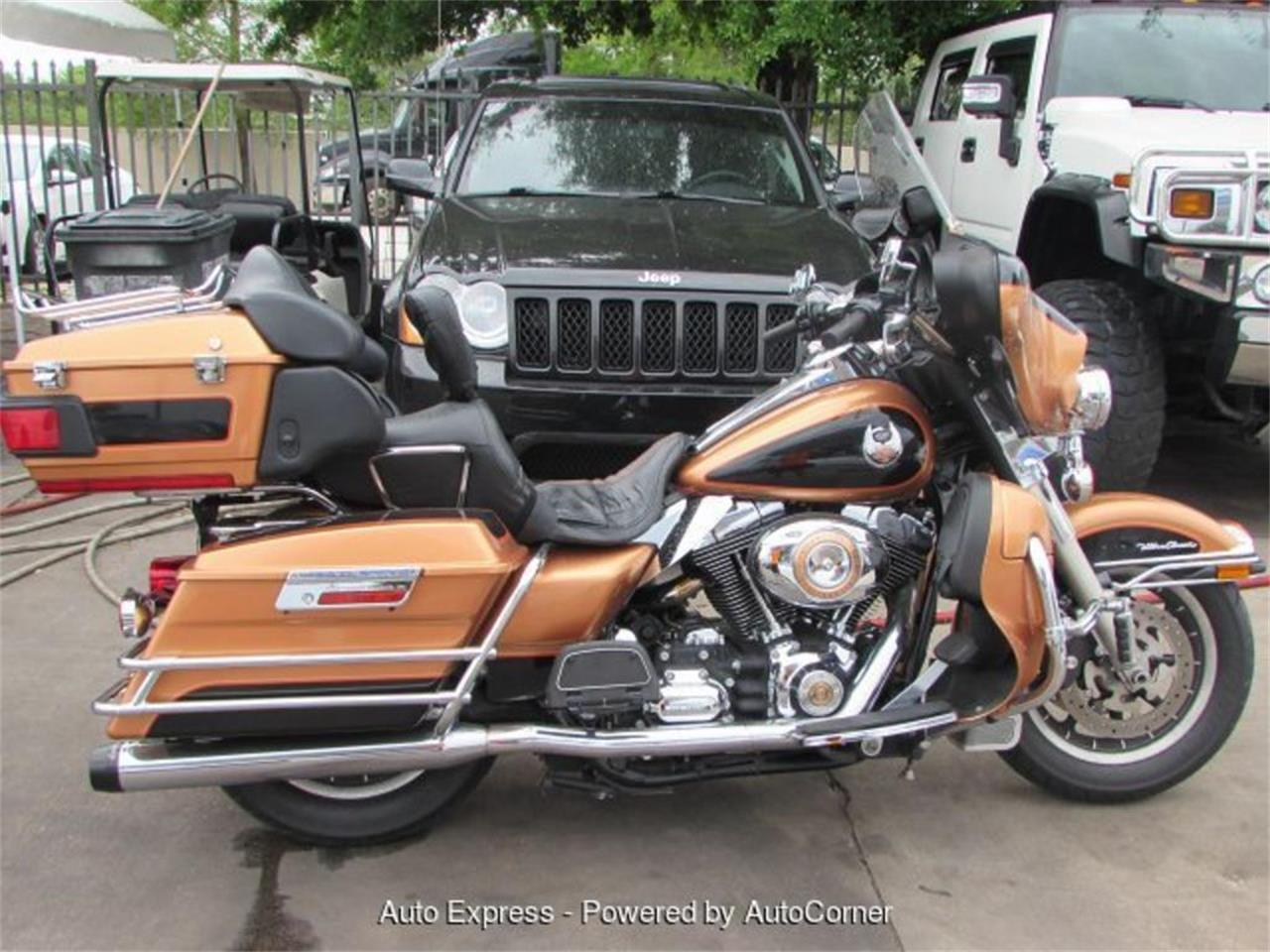 Large Picture of '08 Harley-Davidson Electra Glide - Q598