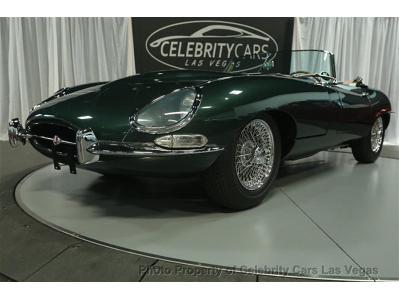Large Picture of '65 XKE - Q59L