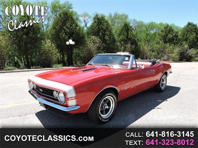 Picture of '67 Camaro - Q59S