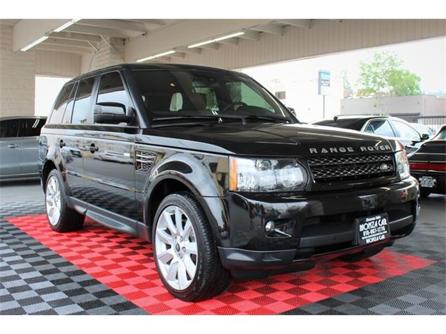 Picture of '13 Range Rover Sport located in California - Q59W