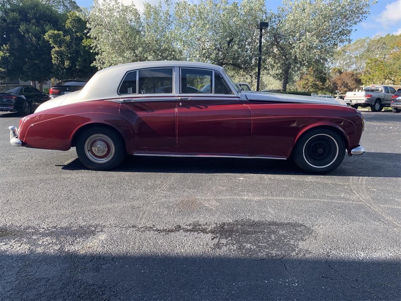 Large Picture of '64 Rolls-Royce Silver Cloud III - $49,000.00 Offered by European Autobody, Inc. - PXPV