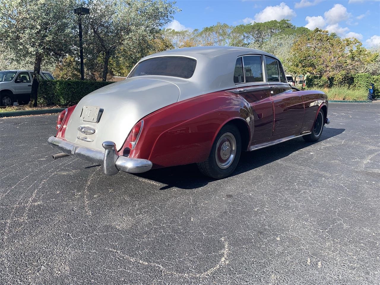 Large Picture of 1964 Silver Cloud III - PXPV