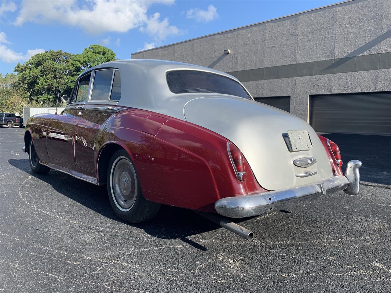 Large Picture of 1964 Rolls-Royce Silver Cloud III located in Florida - $49,000.00 Offered by European Autobody, Inc. - PXPV