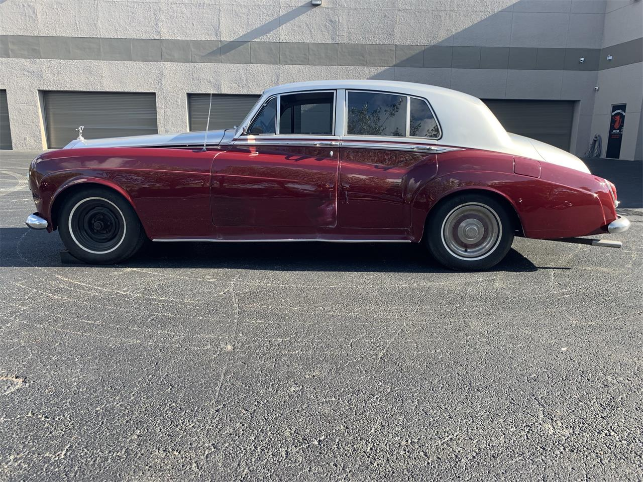Large Picture of '64 Rolls-Royce Silver Cloud III located in BOCA RATON Florida - $49,000.00 Offered by European Autobody, Inc. - PXPV
