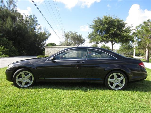 Picture of '07 Mercedes-Benz CL550 - $21,501.00 - Q5A7