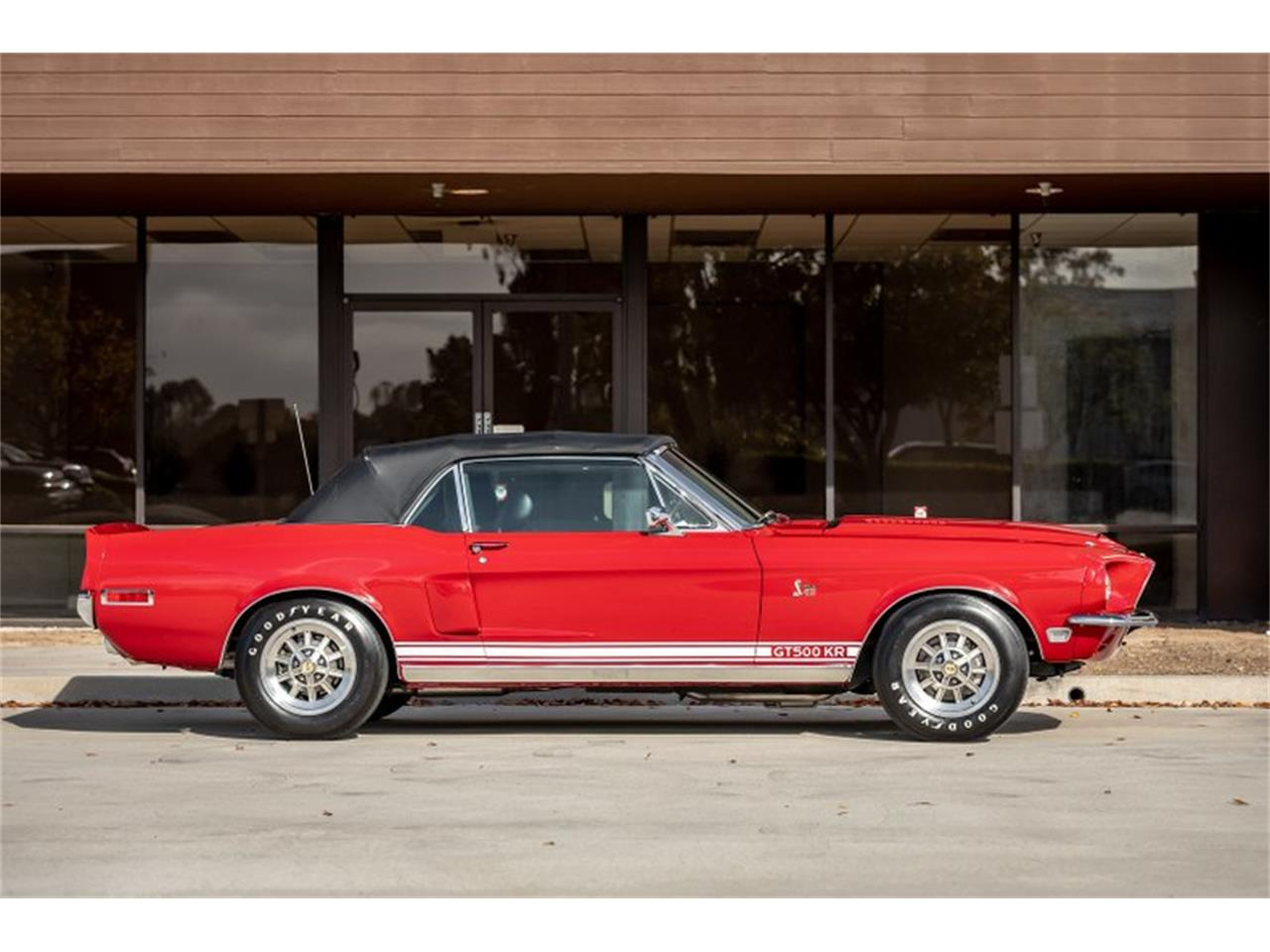 Large Picture of '68 Mustang Shelby GT500 - Q5AE
