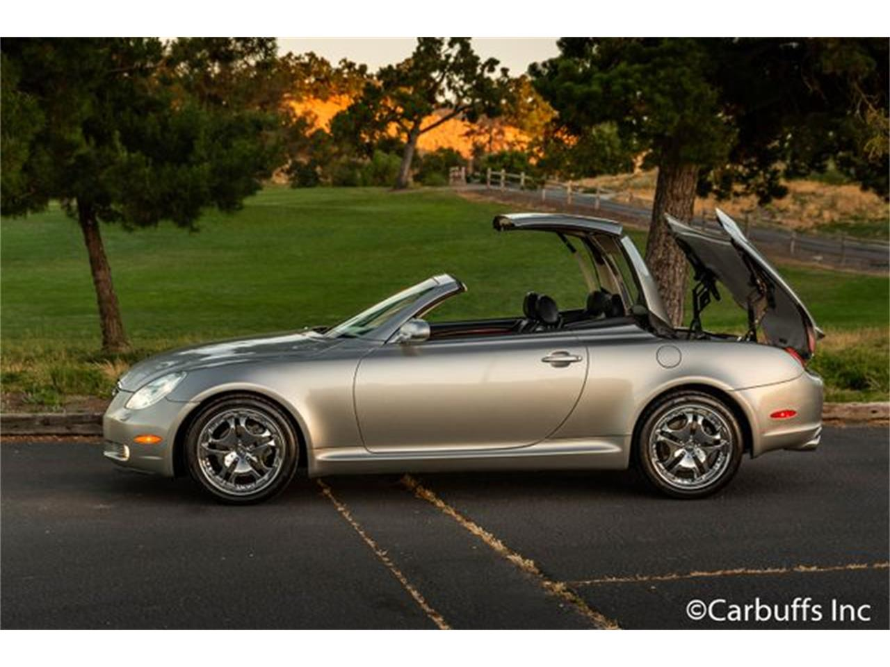 Large Picture of 2004 Lexus SC400 located in California Offered by Carbuffs - Q5AJ