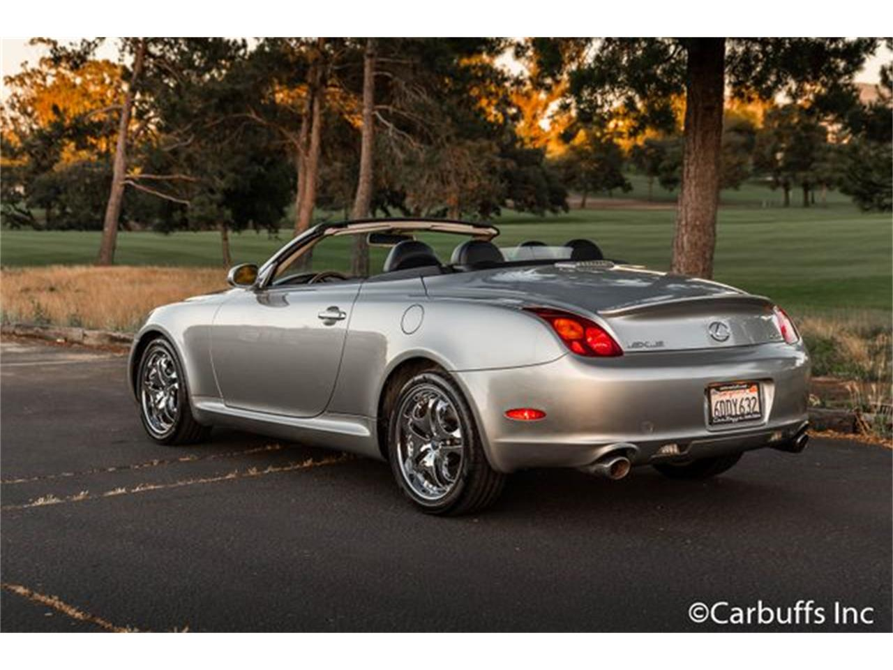 Large Picture of 2004 Lexus SC400 located in California - Q5AJ