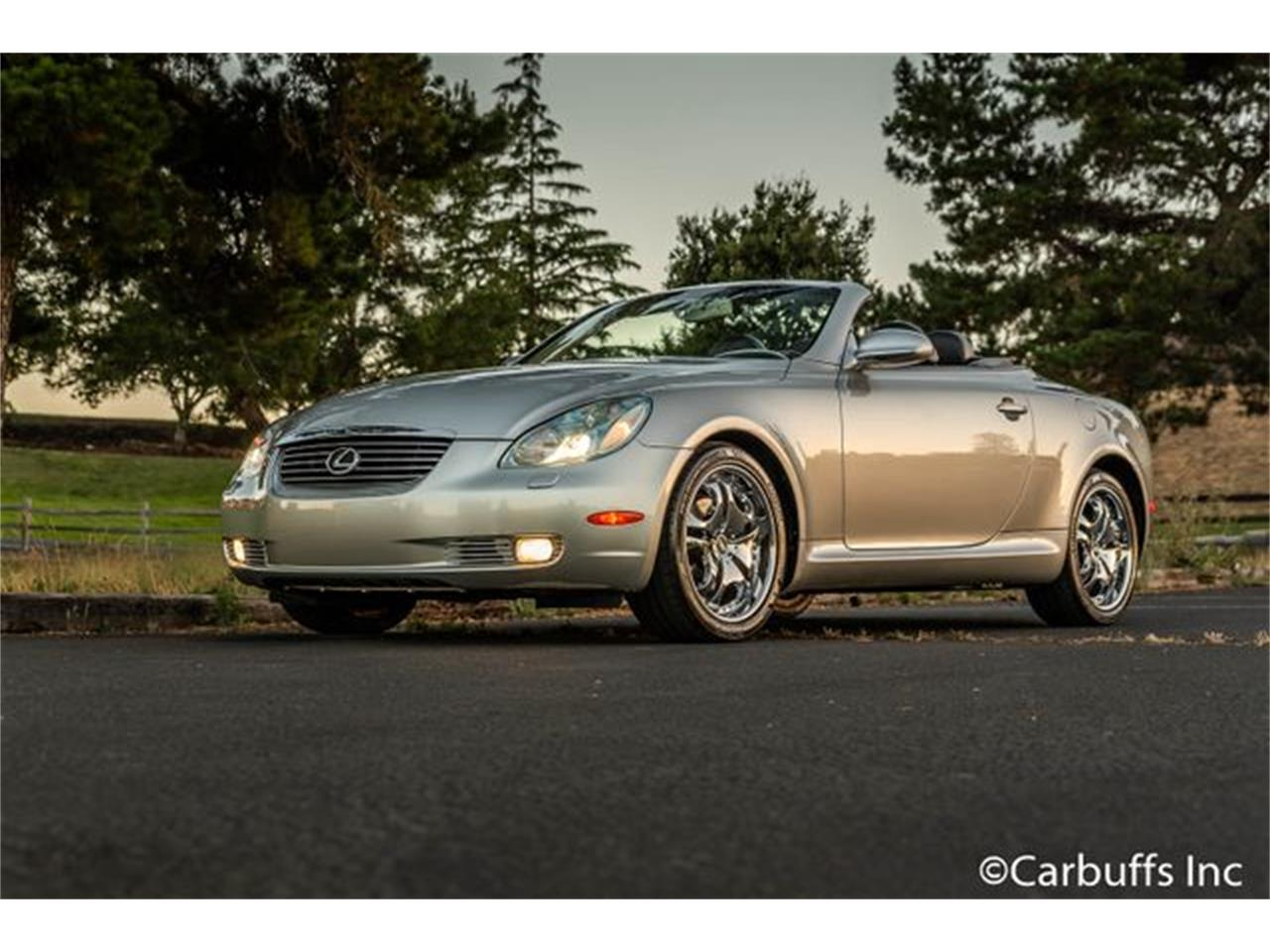Large Picture of '04 Lexus SC400 - $14,950.00 - Q5AJ