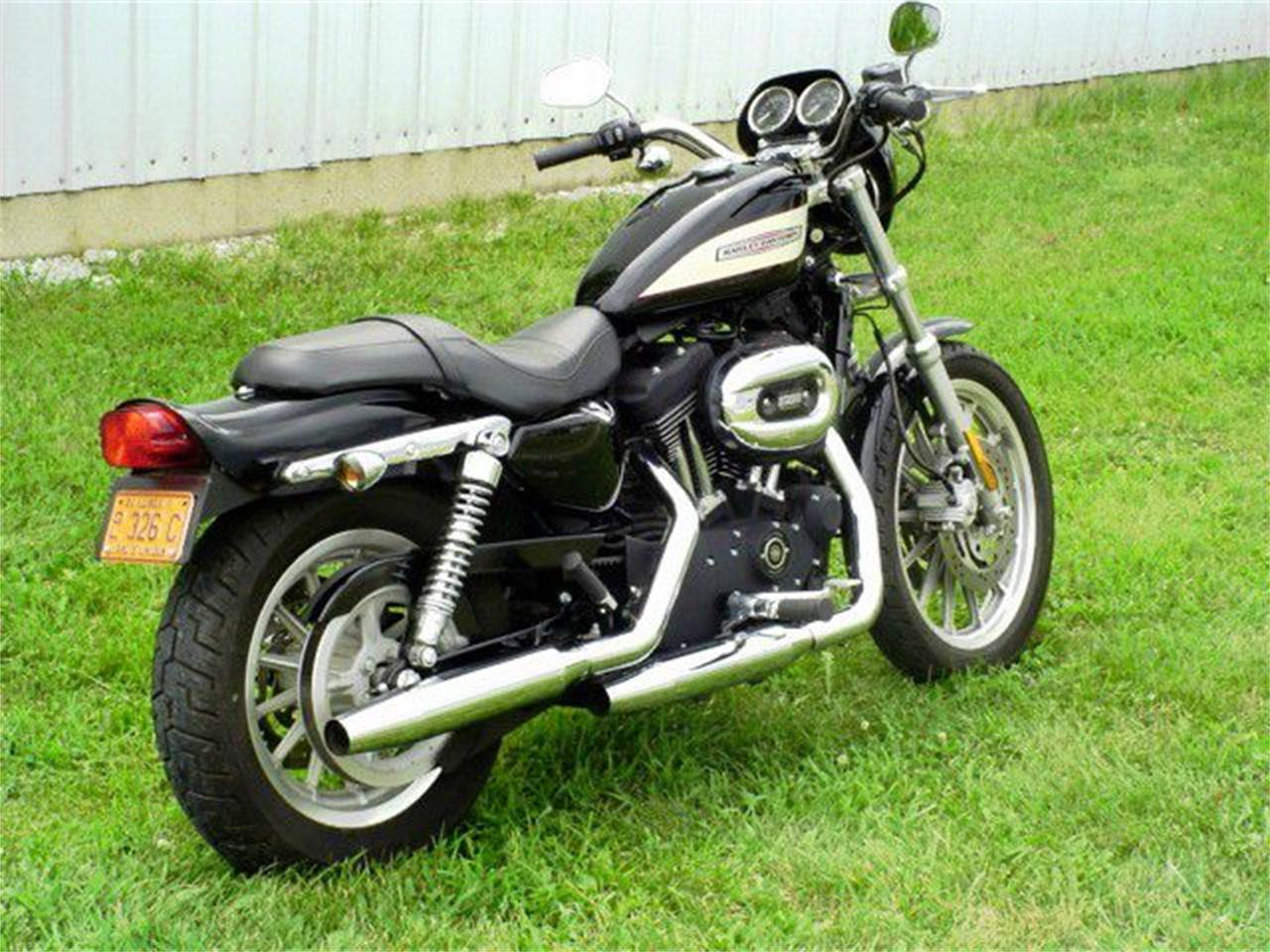 Large Picture of '07 Harley-Davidson Sportster located in Illinois Offered by Heartland Classics - Q5AM