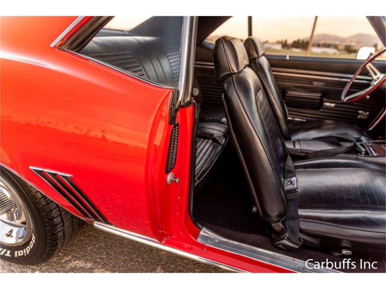 Large Picture of '69 Camaro - Q5AY