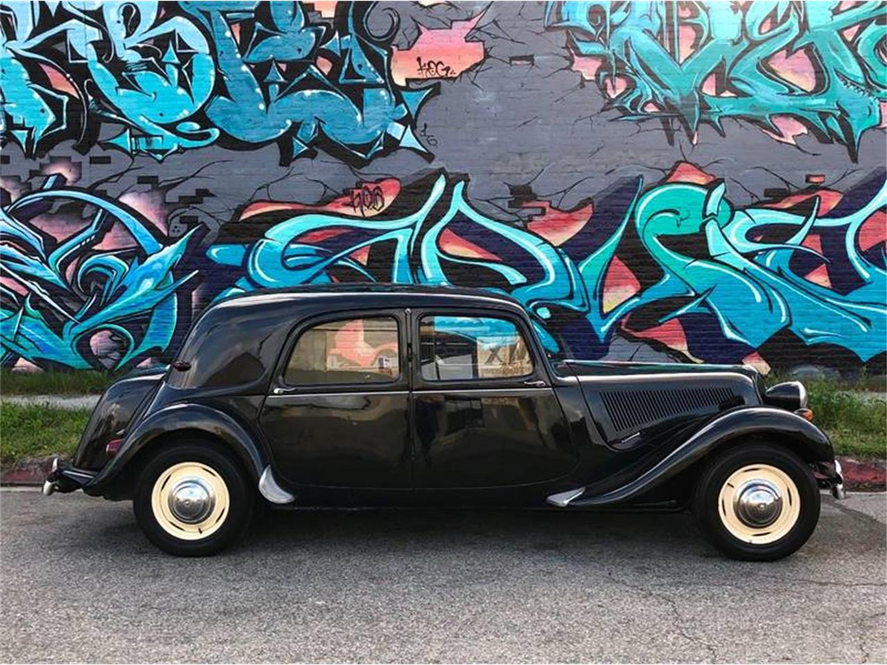 Large Picture of '55 Traction Avant - Q5BB