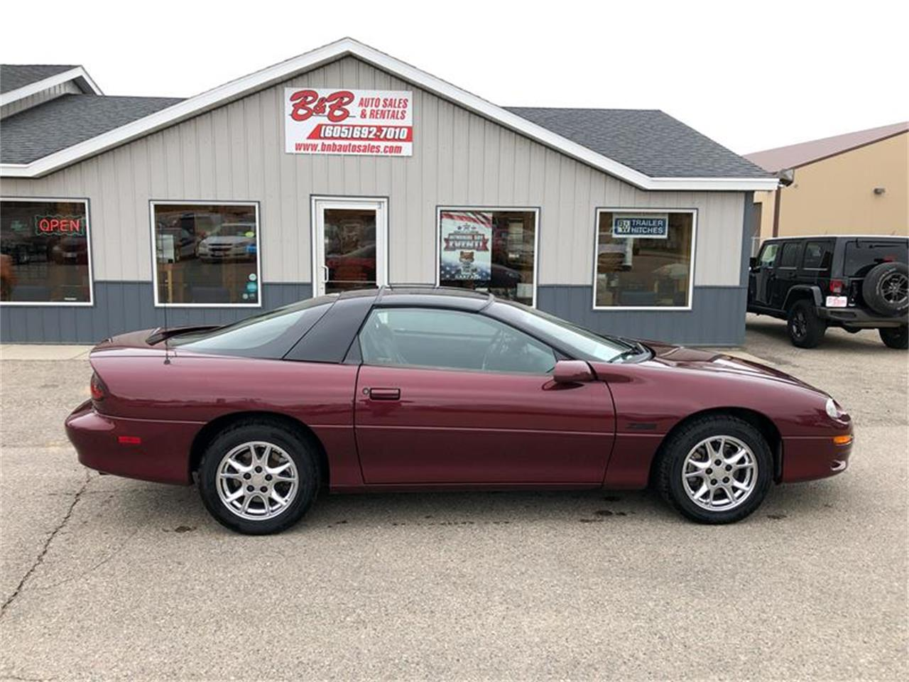 Large Picture of '02 Camaro - Q5BE