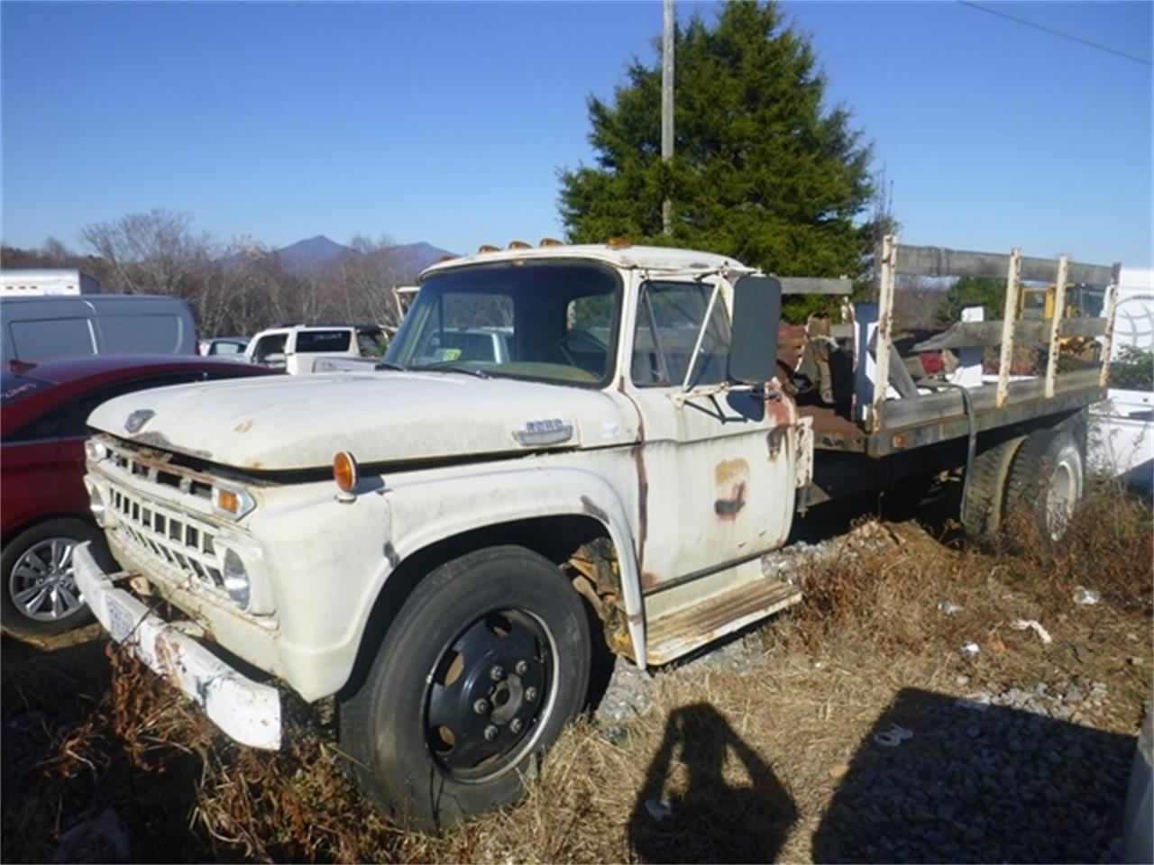 Large Picture of '65 F700 - Q5BT