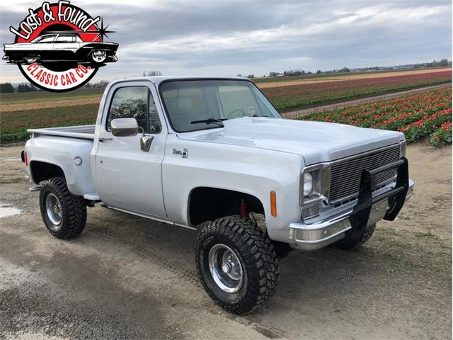 Picture of '77 GMC Sierra Offered by  - Q5BU