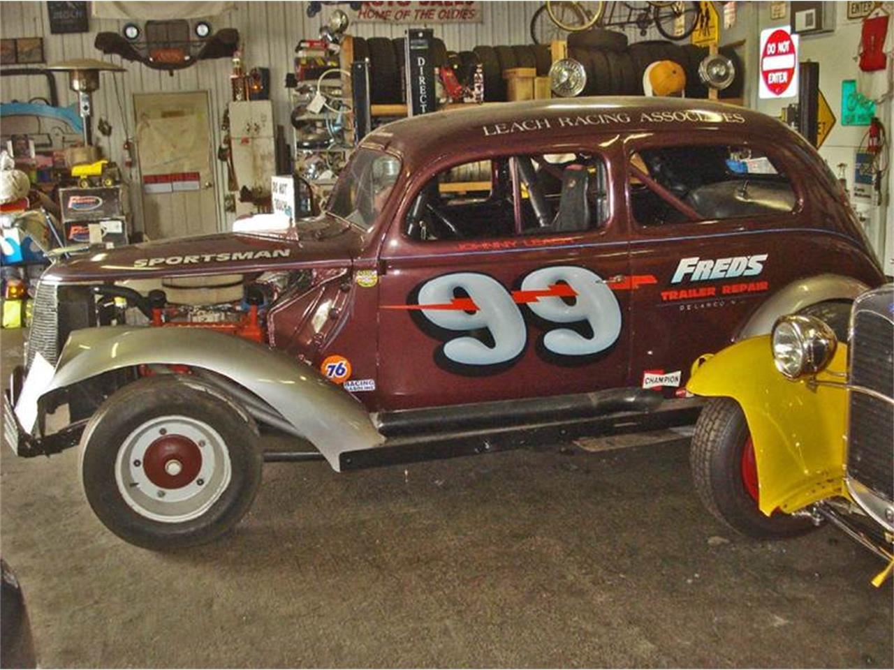Large Picture of Classic 1937 Ford Race Car - $9,995.00 - Q5BX