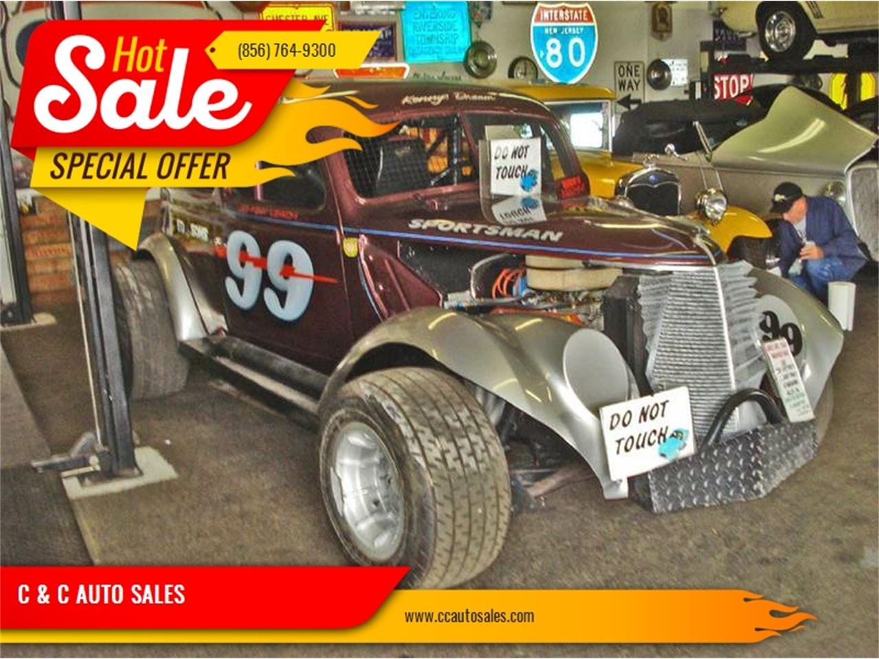 Large Picture of '37 Race Car - Q5BX