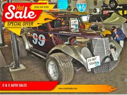 Picture of Classic '37 Ford Race Car located in New Jersey - $9,995.00 Offered by C & C Auto Sales - Q5BX