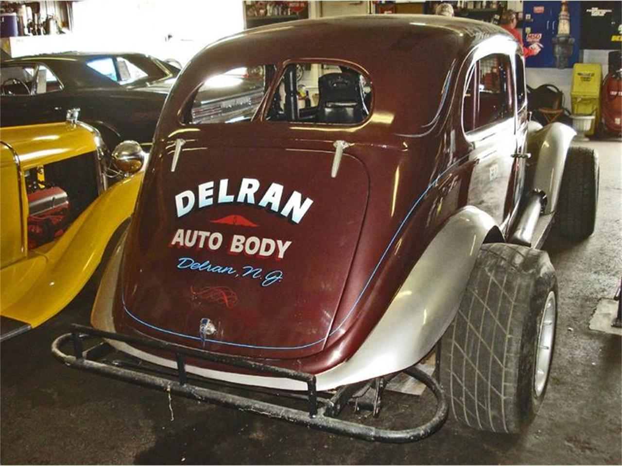 Large Picture of Classic 1937 Ford Race Car located in Riverside New Jersey - $9,995.00 Offered by C & C Auto Sales - Q5BX