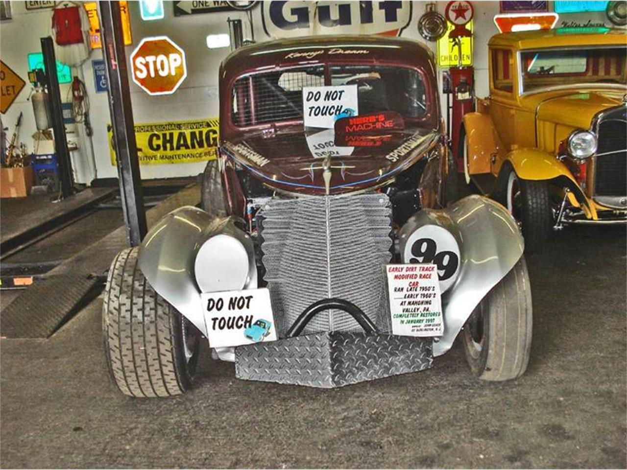 Large Picture of 1937 Ford Race Car located in New Jersey - Q5BX