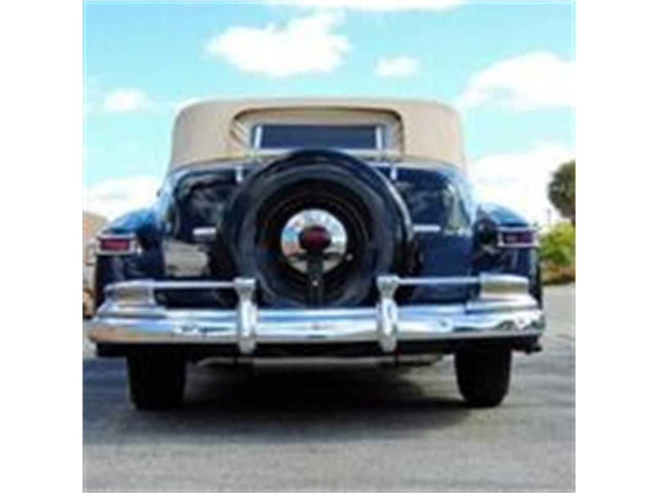 Large Picture of '48 Continental - Q5BZ