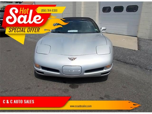 Picture of 1999 Chevrolet Corvette - Q5C1