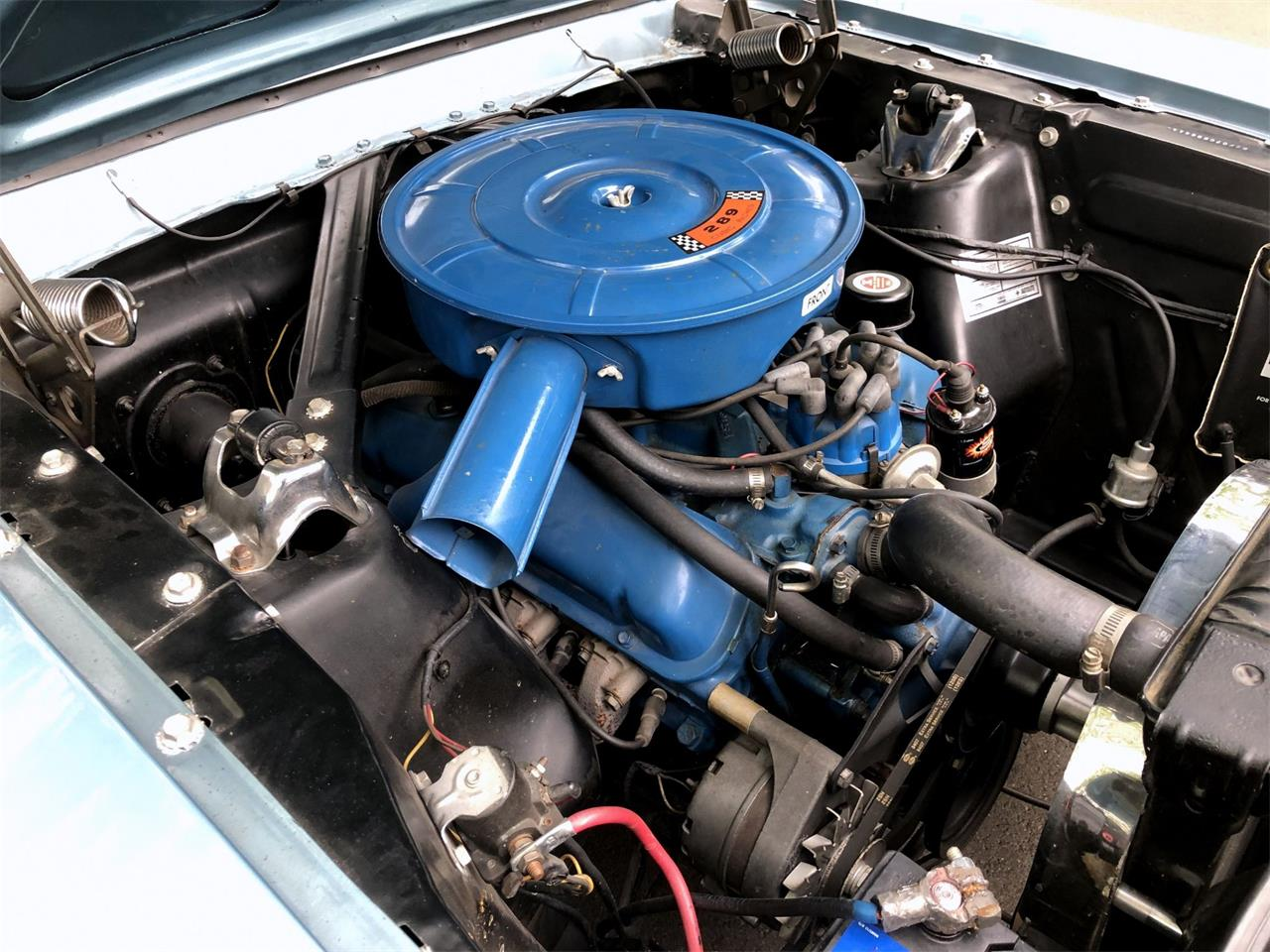 Large Picture of Classic 1966 Ford Mustang located in Maple Lake Minnesota - Q5C2