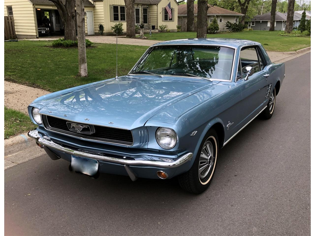 Large Picture of '66 Mustang - $15,950.00 - Q5C2