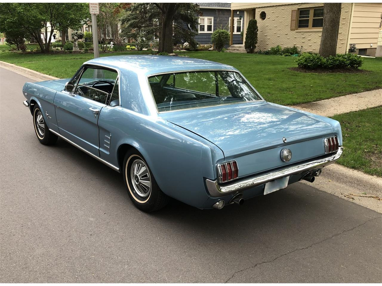 Large Picture of 1966 Mustang - Q5C2