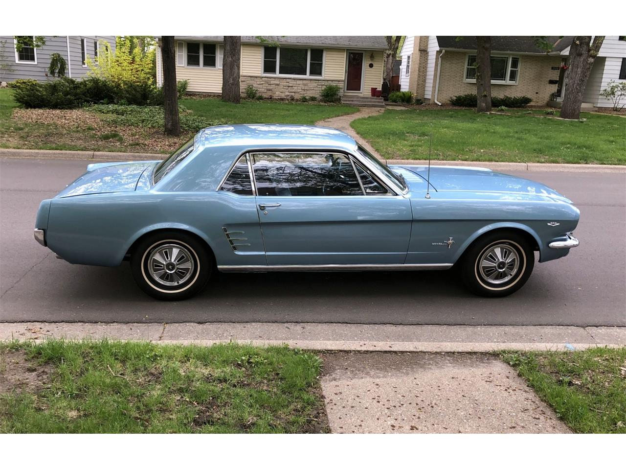 Large Picture of Classic '66 Ford Mustang located in Minnesota - $15,950.00 - Q5C2