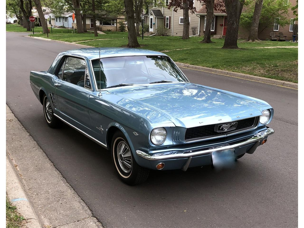 Large Picture of '66 Ford Mustang Offered by Silver Creek Classics - Q5C2