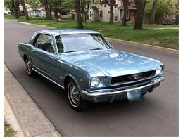 Picture of '66 Mustang located in Minnesota Offered by Silver Creek Classics - Q5C2