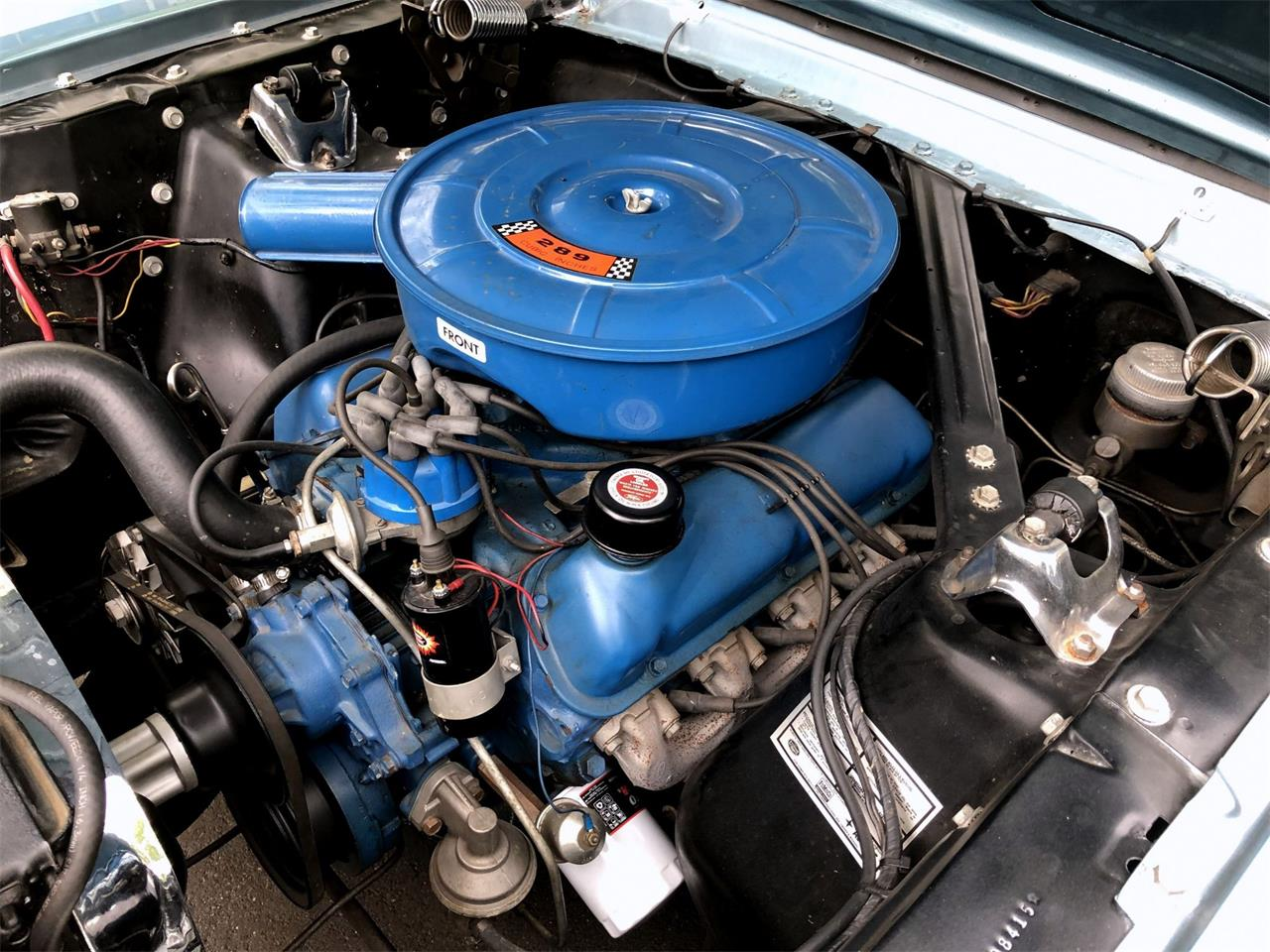 Large Picture of 1966 Ford Mustang located in Minnesota - $15,950.00 Offered by Silver Creek Classics - Q5C2