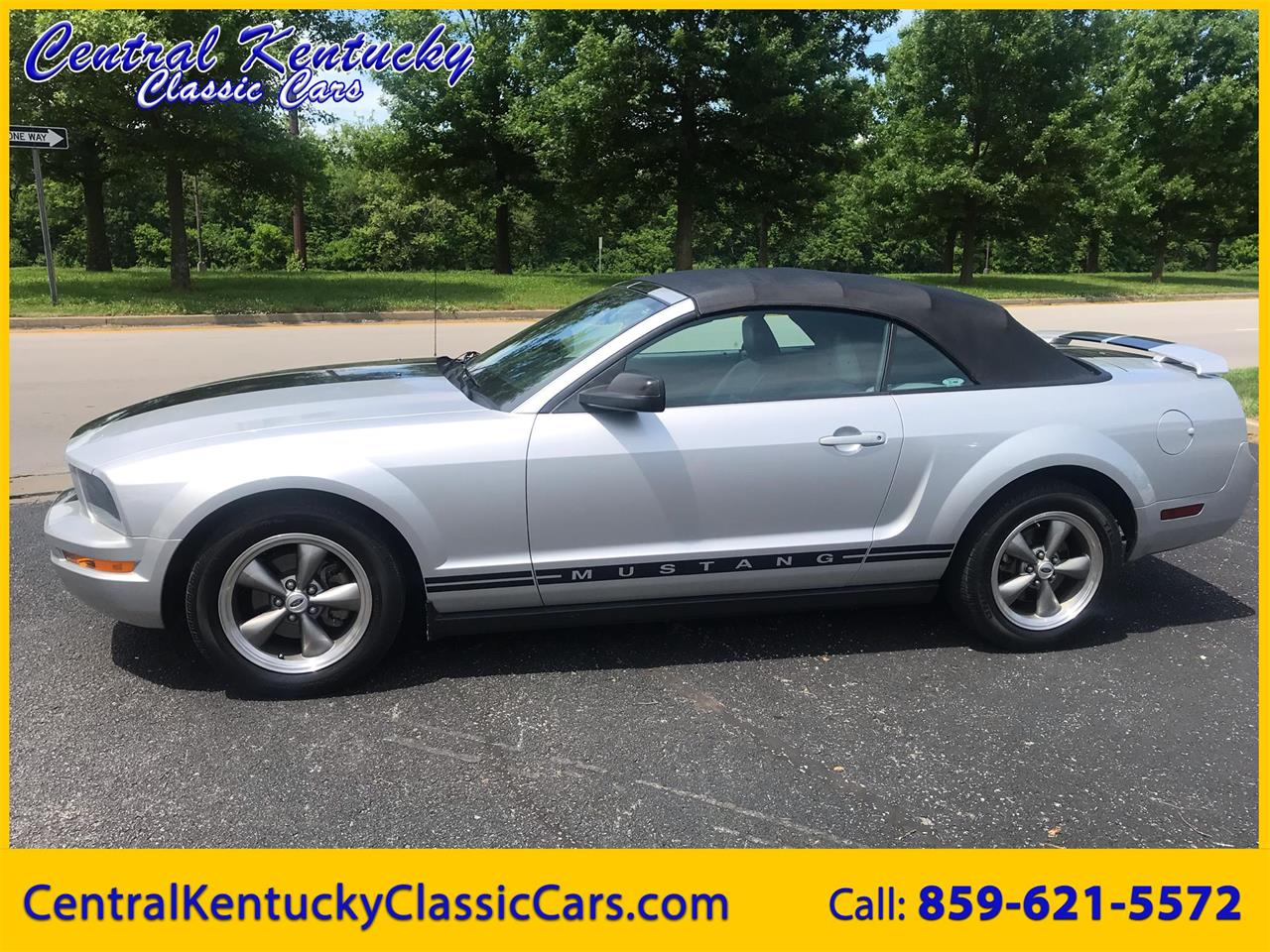 For sale 2005 ford mustang in paris kentucky